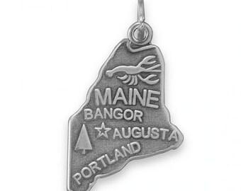 Maine State Charm