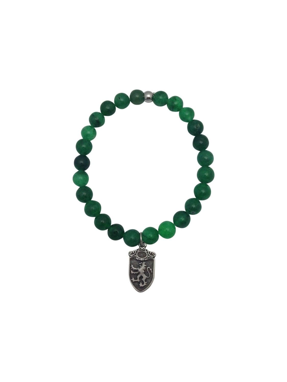 Mens Green Jade Bracelet Mens Jewelry Feng Shui Jewelry