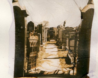 Fine Art Photography - Cemetery - Color Photography
