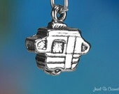 Sterling Silver Pop Up Camper Charm Camping Travel Trailer Solid .925