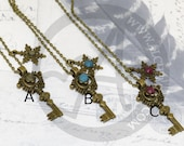 Key enriched with crystals [UNIQUE]