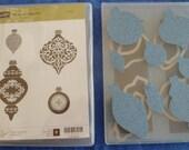 Ornament Keepsakes Bundle, Stamps, Dies