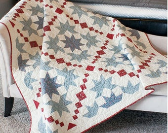 Chantilly Quilt Pattern from It's Sew Emma Patterns