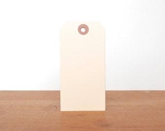 manila shipping tags: gift tags, labels, hang tags, clothing tags, mail tags set of 10