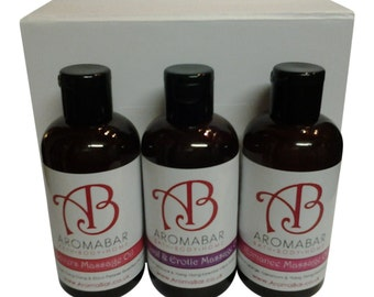Sensual & Erotic Massage Oil Gift Set