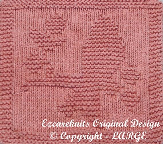 Knitting Pattern ROBIN PDF