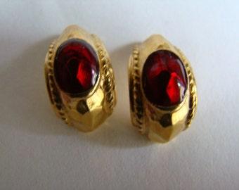 Jacques Esterel  earrings