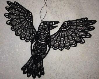 Lace Raven