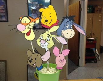 Winnie the Pooh Birthday Party Centerpiece