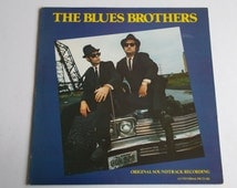 1980 - The Blues Brothers - Original Motion Picture Soundtrack - LP Vinyl Record Album - Rhythm and Blues / Soul / Rock N Roll