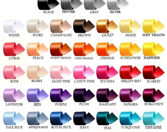 Color Samples, Up to Eight