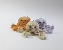 octopus crochet pattern pdf, quick and easy amigurumi baby octopus crochet pattern, spider crochet pattern