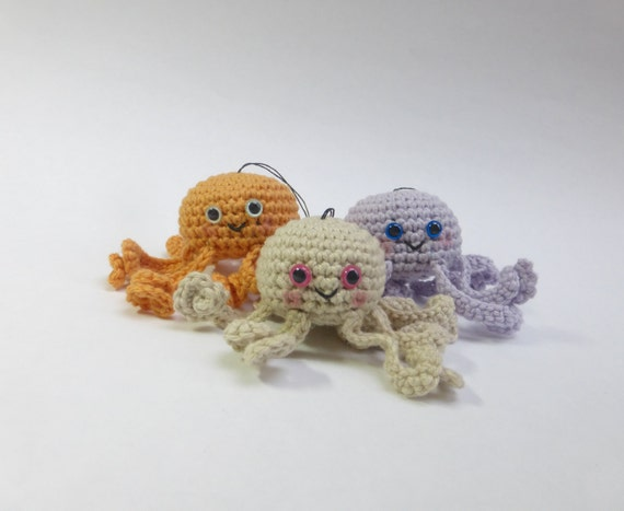 Amigurumi Quick : Items similar to octopus crochet pattern pdf quick and