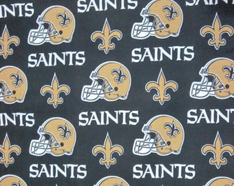 New Orleans Saints, Dallas Cowboys or LSU Tigers Napkins - Set of Four - Handmade