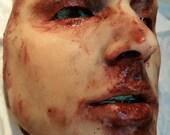Moody - Skinned Horror Silicone Mask