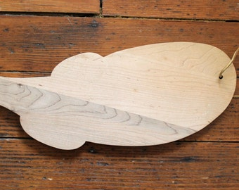 Whale of a Good Time.. Vintage Wooden Whale Cutting Board, Kitchen Ware