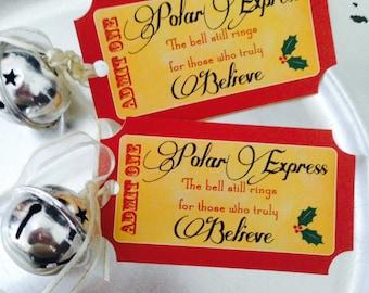 Polar Express Bell
