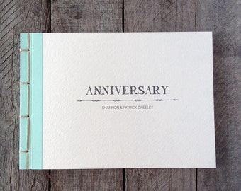 Made to Order-Personalized Landscape Handbound Album/Journal-Choose Your Own Binding