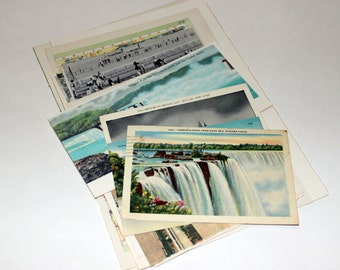 New York - United States Vintage Travel Collage Kit