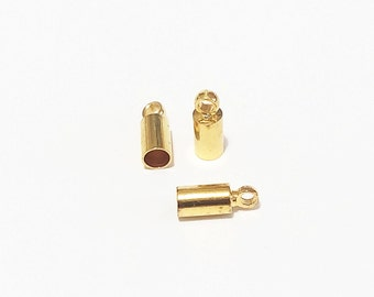 Brass Cord Ends