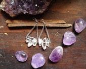 Crystal Goddess Earrings