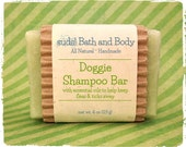 Doggie Shampoo Bar - All Natural