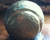 Tennis Trophy Tennis Ball Brass Marble