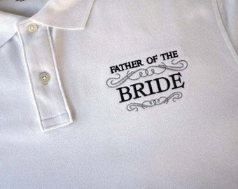 Father of the Bride - Polo Shirt