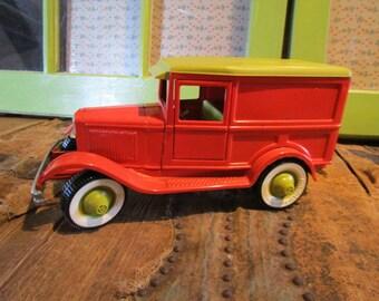 "Vintage ""BUDDY L"" OL BUDDYs"" Pie wagon delivery truck!"