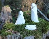 Simple Ceramic Nativity