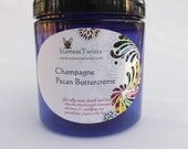 NEW Champagne Pecan Buttercreme 8oz size,SiameseTwists conditioning leave in cream