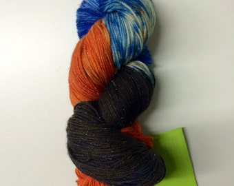 Pipevine Swallowtail Hand-dyed Yarn