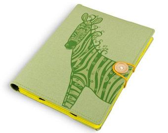 Zebra / iPad mini case, Kindle case, iPad mini cover, kindle cover, Kindle paperwhite case, voyage, Kobo, Sony xperia Z3, case, handmade