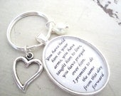 Mother of the groom keychain, gift for future mother in law, mother of the groom wedding gift