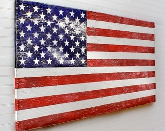 American Flag Wall Art usa wooden flag map art large us map art wooden stars and