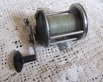 Vintage JA Coxe Bronson 325L Fishing Reel