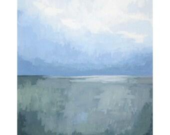 """8x10"""" print - landscape - """"Lake Michigan"""""""