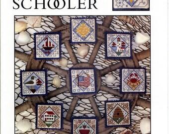 The Prairie Schooler: Sunny Days #171 - Cross Stitch Pattern