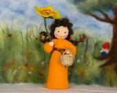 Primerose child / flower child / Root children / Waldorf