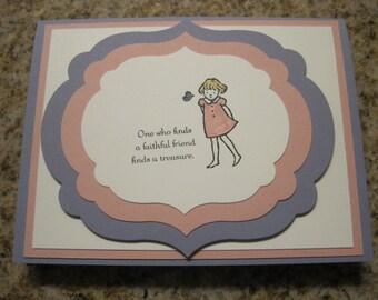 Faithful Friend Card