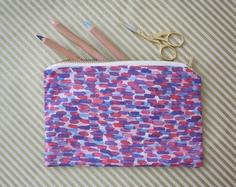 Petal Zip Bag