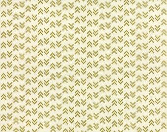 Nomad Arrowhead in Bone Cactus, Urban Chiks, 100% Cotton, Moda Fabrics, 31106 31