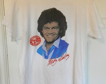vintage 80s Micky Dolenz T Shirt concert tour tee Screen Stars M The Monkees music