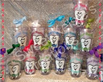 Dental Hygienist or Assistant Tumblers