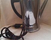 Vintage West Bend Coffee Peculator