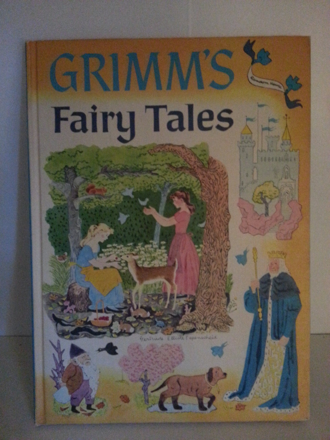 Retold fairy tales for teens