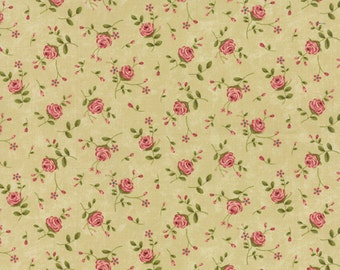 Rambling Rose by Sandy Gervais - Beige - Moda 17793 11