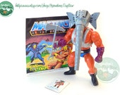 MOTU Action Figure: Snout Spout Complete 1980s Toy