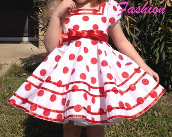 Shirley Temple dress, Shirley Temple costume