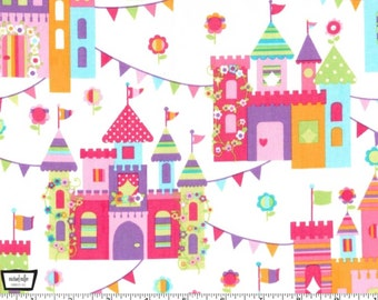 Princess Charming - Castle Town from Michael Miller